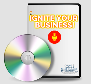 Chet Holmes – Fireside Chats Bundle – Ignite Your Business