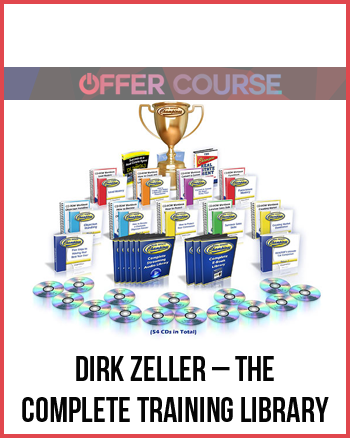Dirk Zeller – The Complete Training Library
