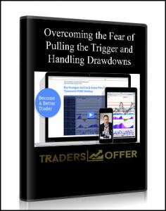 Rob Hoffman - Overcoming the Fear of Pulling the Trigger and Handling Drawdowns