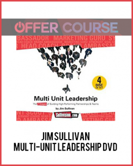 Jim Sullivan – Multi-Unit Leadership DVD