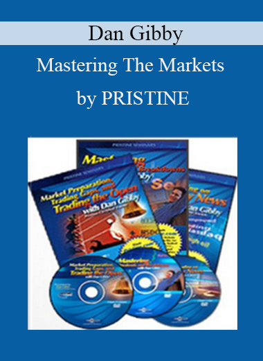 Dan Gibby - Mastering The Markets by PRISTINE