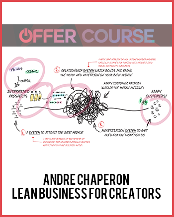 Andre Chaperon – Lean Business For Creators