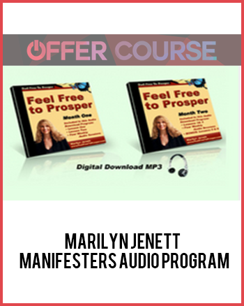 Marilyn Jenett – Manifesters Audio Program