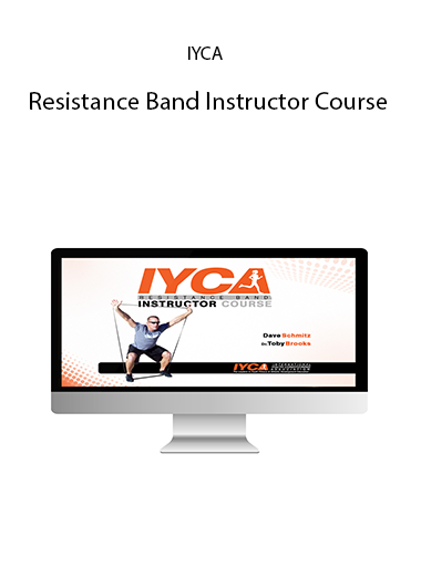 IYCA - Resistance Band Instructor Course
