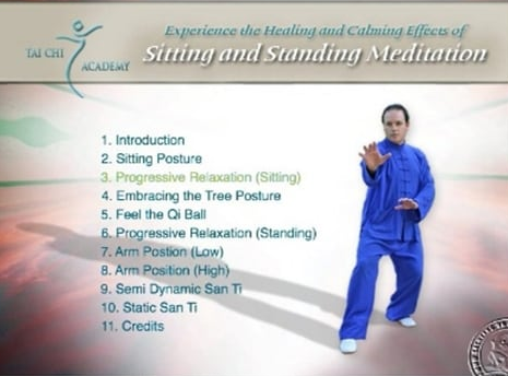 Brett Wagland – Experience the Healing and Calming Effects of Sitting and Standing Meditation
