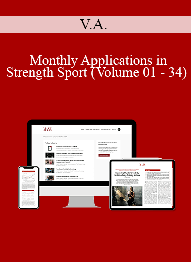 V.A. - Monthly Applications in Strength Sport (Volume 01 - 34)