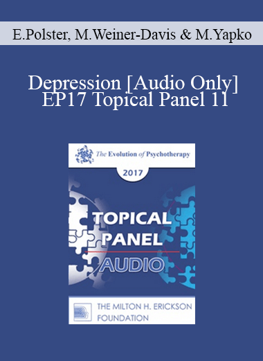 [Audio] EP17 Topical Panel 11 - Depression - Erving Polster