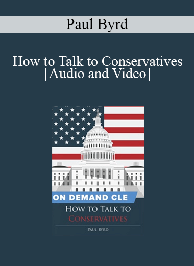 Trial Guides - How to Talk to Conservatives